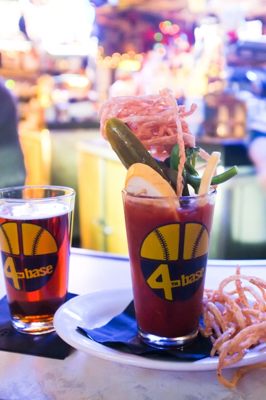 4th Base Bloody Mary