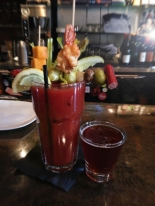 Industri Cafe Bloody Mary