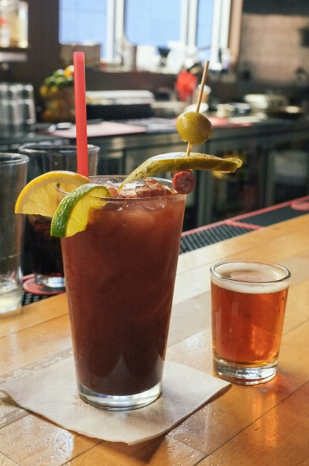 Stacked Bloody Mary